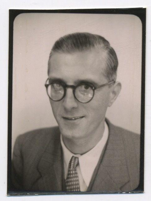 Photomaton à lunettes
