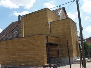 Rénovation et extension maison