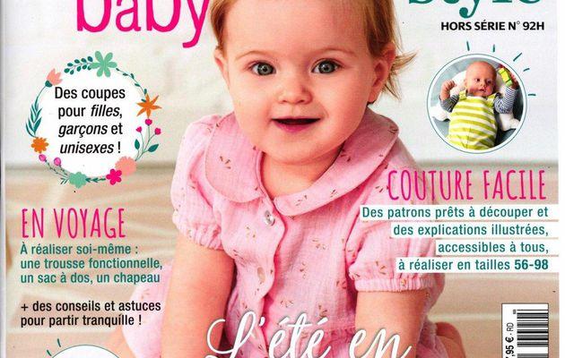 Magazines de juin: encore 3 Burda