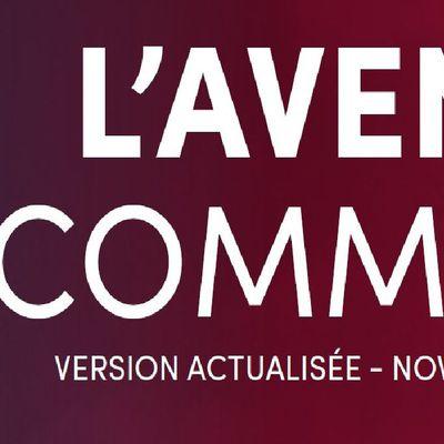 Première lecture de «l'Avenir en Commun»