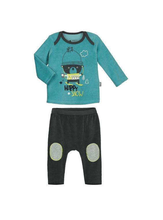 Pyjama 2 pièces bébé garçon  Petit Béguin
