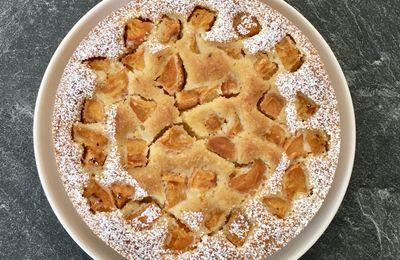 La tarte Amandine abricot et romarin