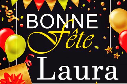 En ce 19 octobre, nous souhaitons une bonne fête à René, Renée, Laura :)