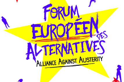 Forum européen des alternatives, 30 & 31 mai à Paris