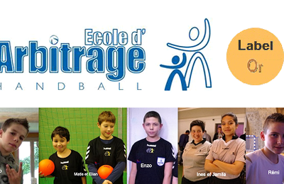 Ecole d'Arbitrage - LABEL OR