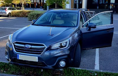 Prueba del Subaru Outback Executive Plus S 2.5i Lineartronic Bi-Fuel GLP