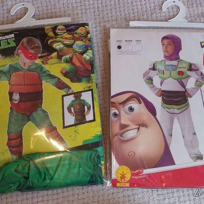 Leurs costumes de carnaval avec déguisetoi.fr