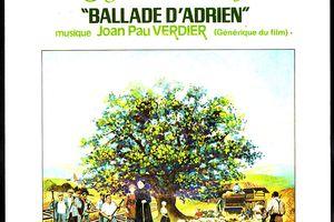 B.O Histoire d'Adrien - Joan Pau Verdier - La ballade d'Adrien