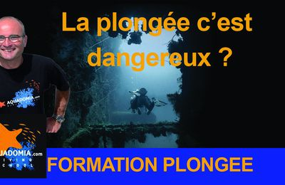 Le plus grand danger en plongée sous-marine : un fort risque d'addiction !