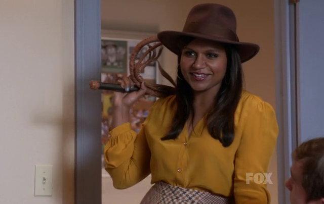 Critiques Séries : The Mindy Project. Saison 1. Episode 13.