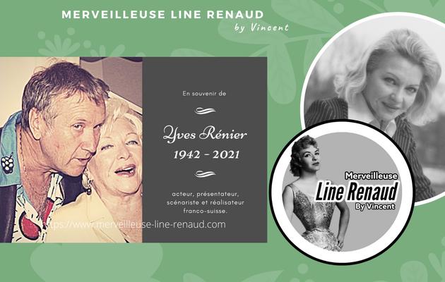 CARNET NOIR : Le comédien Yves Rénier, célèbre commissaire Moulin, est mort
