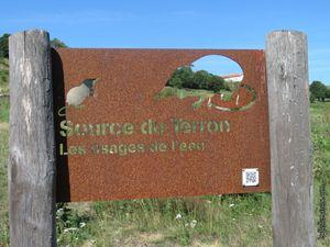 La source du Terron