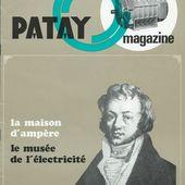 PATAY Magazine - Moteurs PATAY - Passions de Michel