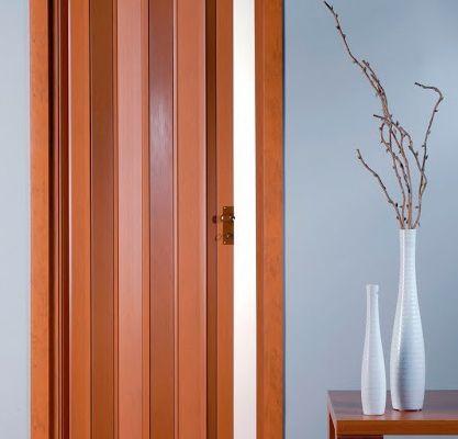 Le porte a soffietto: quali sono le migliori e come sceglierle per la tua casa di Milano