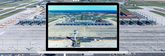 100 days Berlin Brandenburg Airport Willy Brandt: a successful start