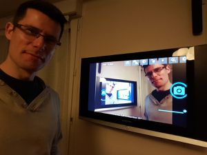How to use your android device as a security camera with your Chromecast powered television