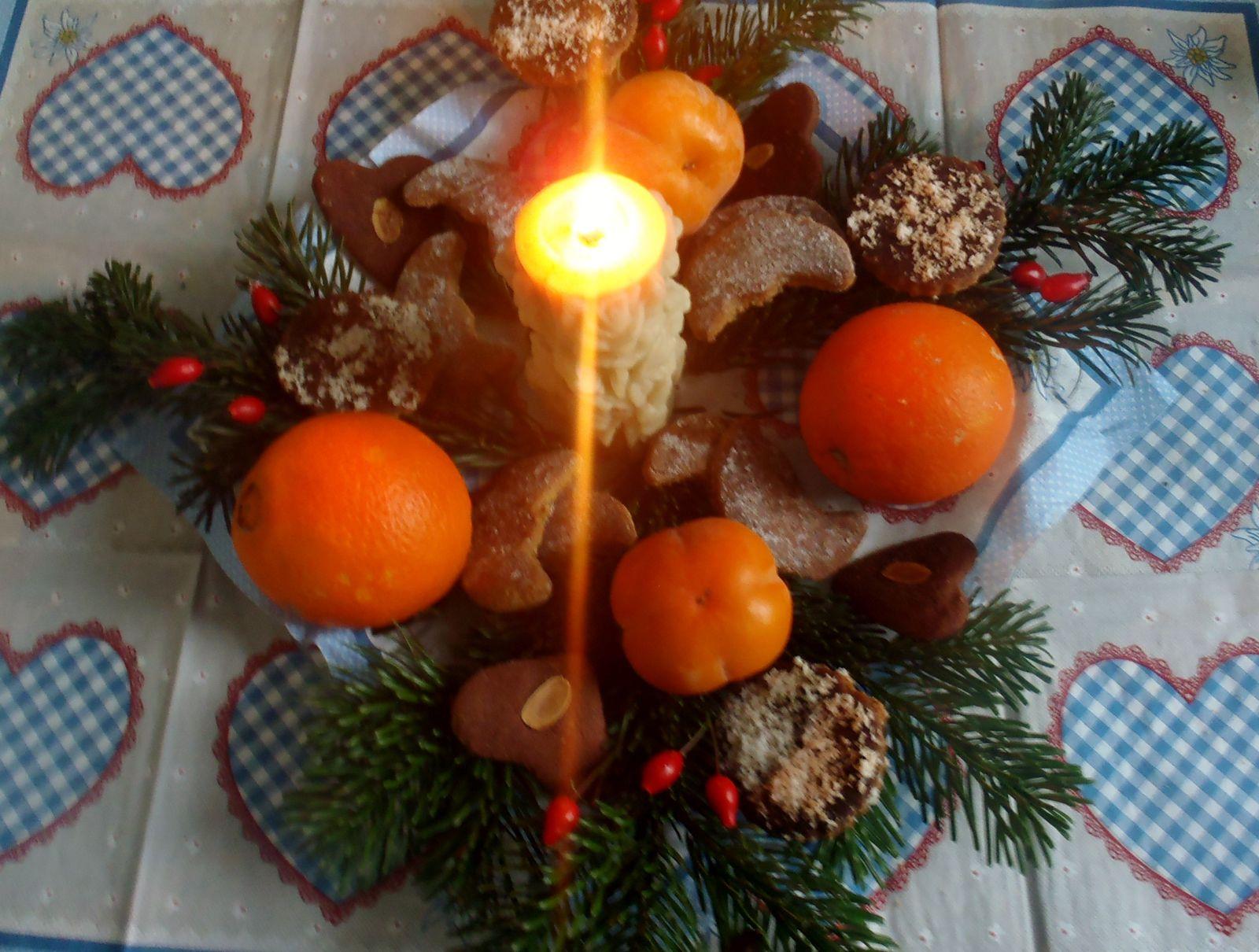 Ein frohes und gesundes Weihnachtsfest!