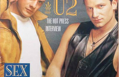U2 -Magazine Hot Press- 26 Mars 1987