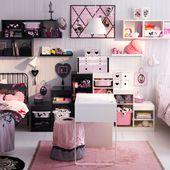 """Idée déco pour chambre """"Petite fille"""" - Bienvenue chez Petite-mam"""