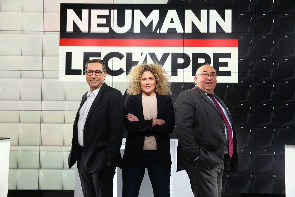 Le show Neumann/Lechypre débarque dès ce lundi sur RMC Story