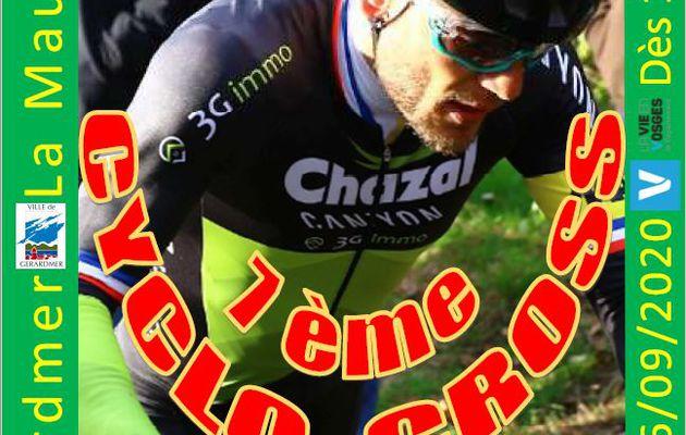 7ème Cyclo-cross 26 septembre 2020