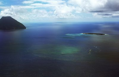 News from Fukutoku, La Palma and the Soufrière of St. Vincent.
