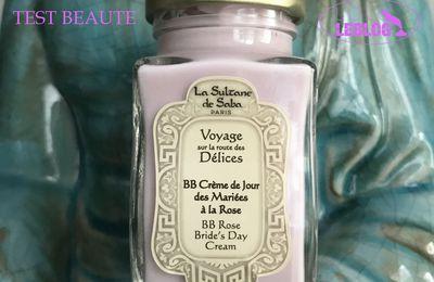 BB Crème de Jour à la Rose - La Sultane de Saba