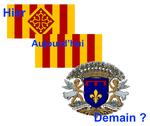 Quand je vous disais que le drapeau de la langue provençale allait disparaître de la mairie seynoise...
