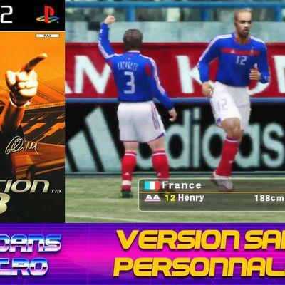 PES 3 / PS2 / Version Mods / Personnalisé
