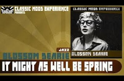 Blossom Dearie - It Might as Well Be Spring [1956]
