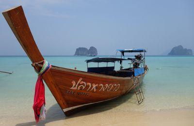 Krabi et kohlanta : le retour au soleil!