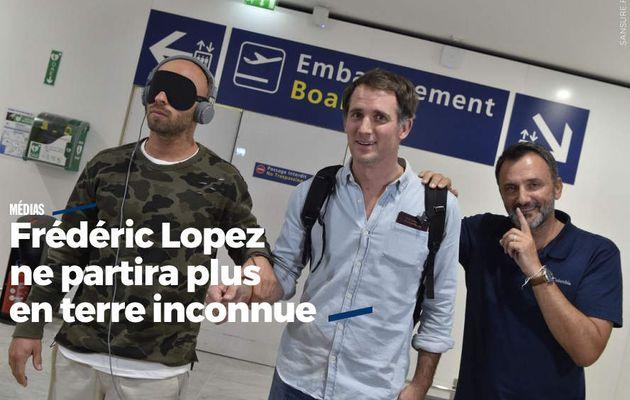 Frédéric Lopez ne partira plus en terre inconnue #RDVETI