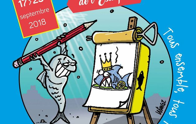 7eme Festival International de la Caricature de l'Estaque