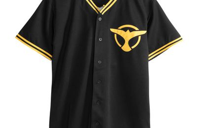 Tiësto Shop | Baseball Jersey - Spotify Exclusive Team Tiësto