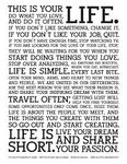 40 ans...This is your life !!!