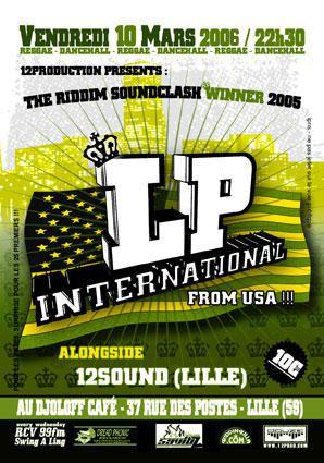 "Tous les <span style=""font-weight: bold;"">flyers reggae</span> de mars 2006"