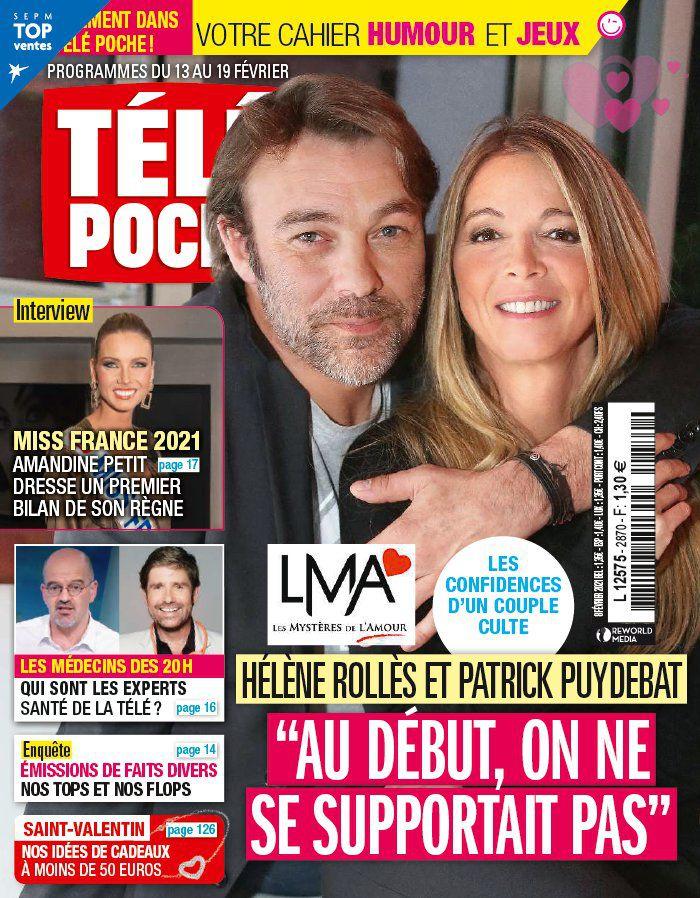 La une de 11 nouveaux numéros de la presse TV : Nagui, Lorie, Amel Bent...