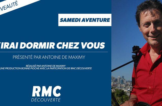 RMC Découverte annonce l'arrivée sur son antenne d'Antoine de Maximy, et confirme celle de Mike Horn.