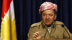 Kurdistan: Massoud Barzani critique le PKK