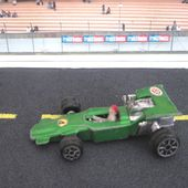 LOTUS CLIMAX F1 TINTOYS 1/64 - car-collector.net