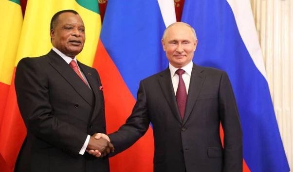 Congo B et Russie
