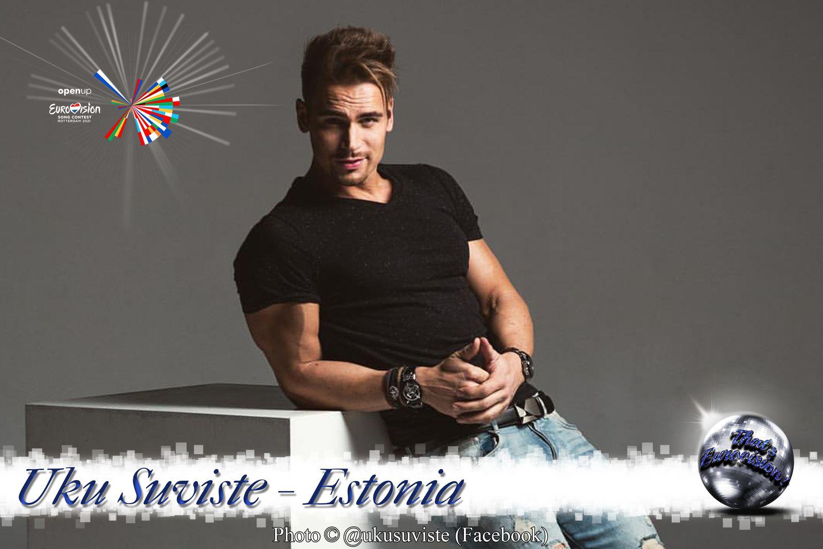Estonia 2021 - Uku Suviste (The Lucky One)
