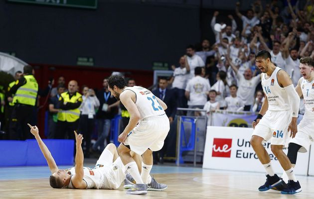 Euroleague Playoffs, game 3 : le Real Madrid vient à bout du Panathinaïkos et mène 2-1 dans la série