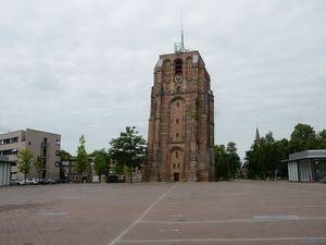 Leuwarden (Pays-bas en camping-car)
