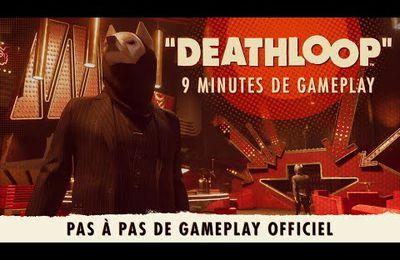 [ACTUALITE] Deathloop - Une nouvelle vidéo de gameplay dévoilée lors du Sony State of Play