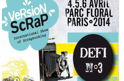 Version Scrap : défi n°3
