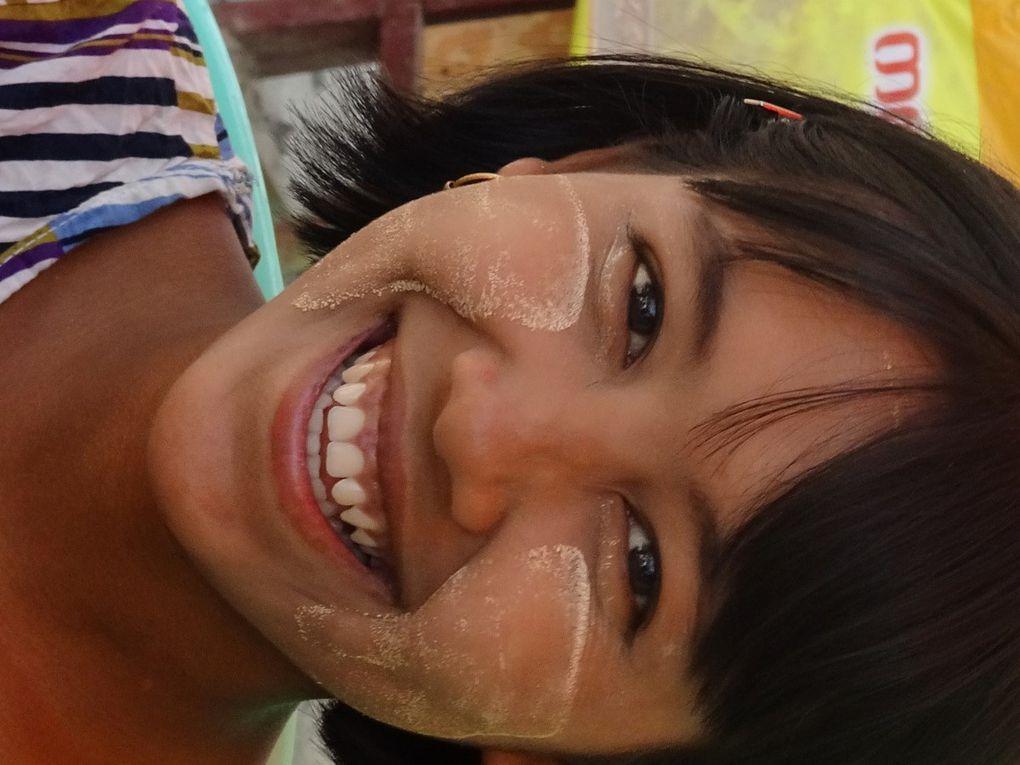 Retour au Myanmar ( Birmanie)