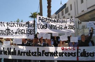 Algérie : 3 églises fermées, un pasteur condamné