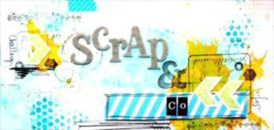 SCRAP AND CO défi oct   - 4/11/20