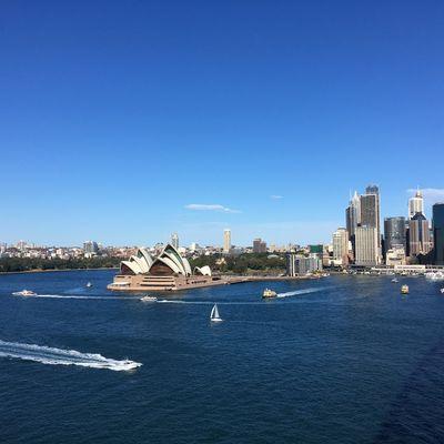 Sydney, dernière étape australienne